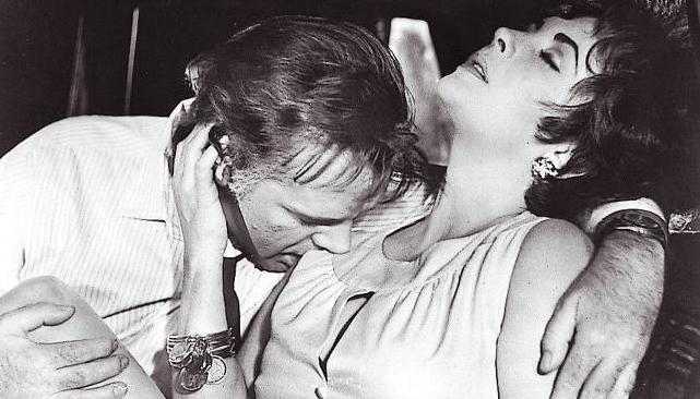 Elizabeth Taylor y Richard Burton - 1965