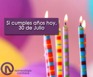 JULIO30