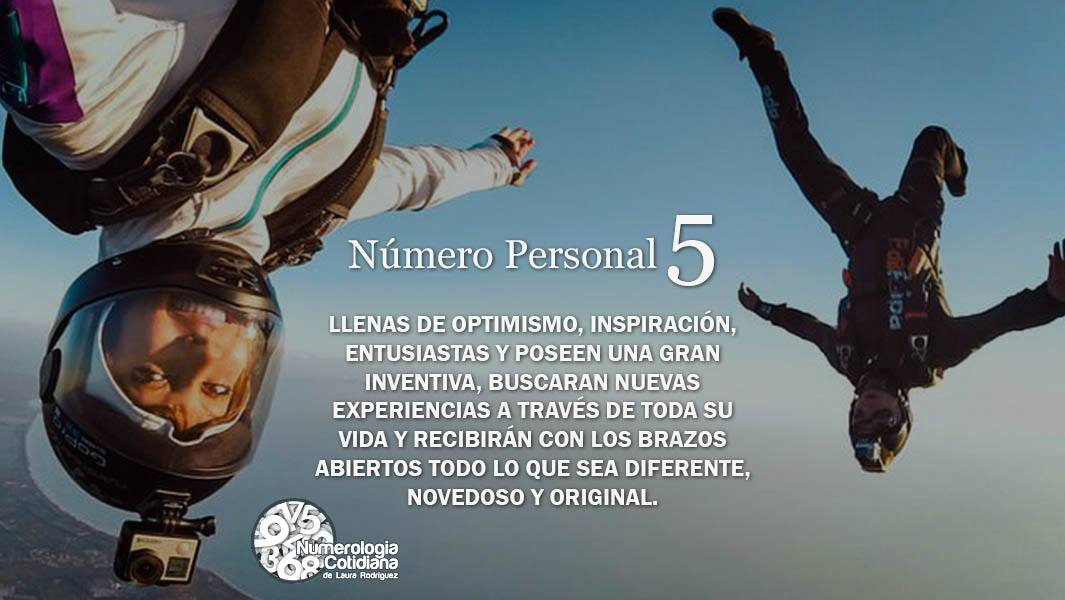 Número Personal 5