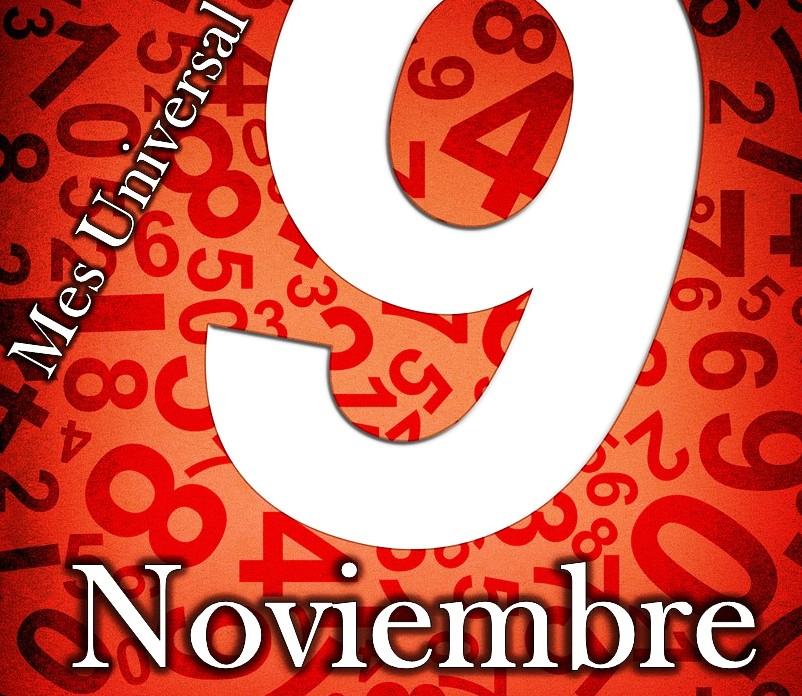 Horoscopo Numerologico mes de Noviembre 2014