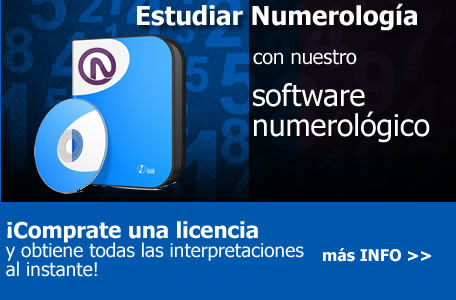 Banner Software Numerologia