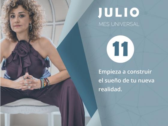 Numerologia de Julio 2020